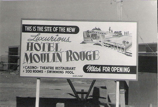 Moulin Rouge Casino