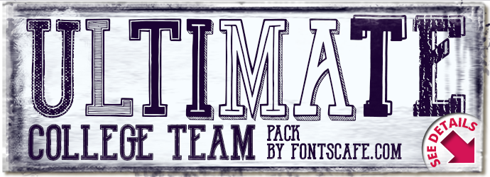 """""""Ultimate College Team"""" pack"""