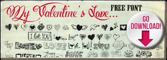 My Valentine's love
