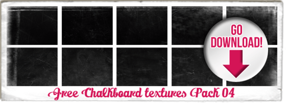 10 great FREE chalkboard textures_Pack-04