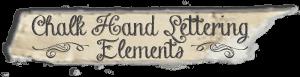 """Chalk Hand Elements"""