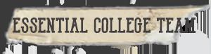 """""""Essential College Team"""" Pack tape"""