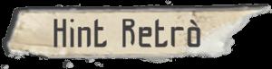 """""""Hint Retrò"""" font"""