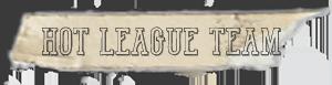 """Hot League Team"" font"