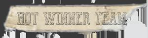 """""""Hot Winner Team"""" font scotch"""