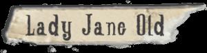 Lady Jane Old font