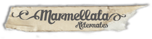 """Marmellata (Jam) alternate"" font"