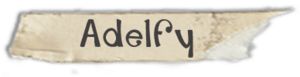Adelfy font